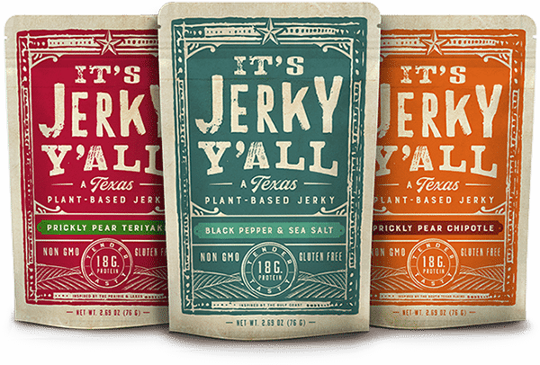 Get Ingredients and Nutrition Facts on all of these vegan jerky flavors.