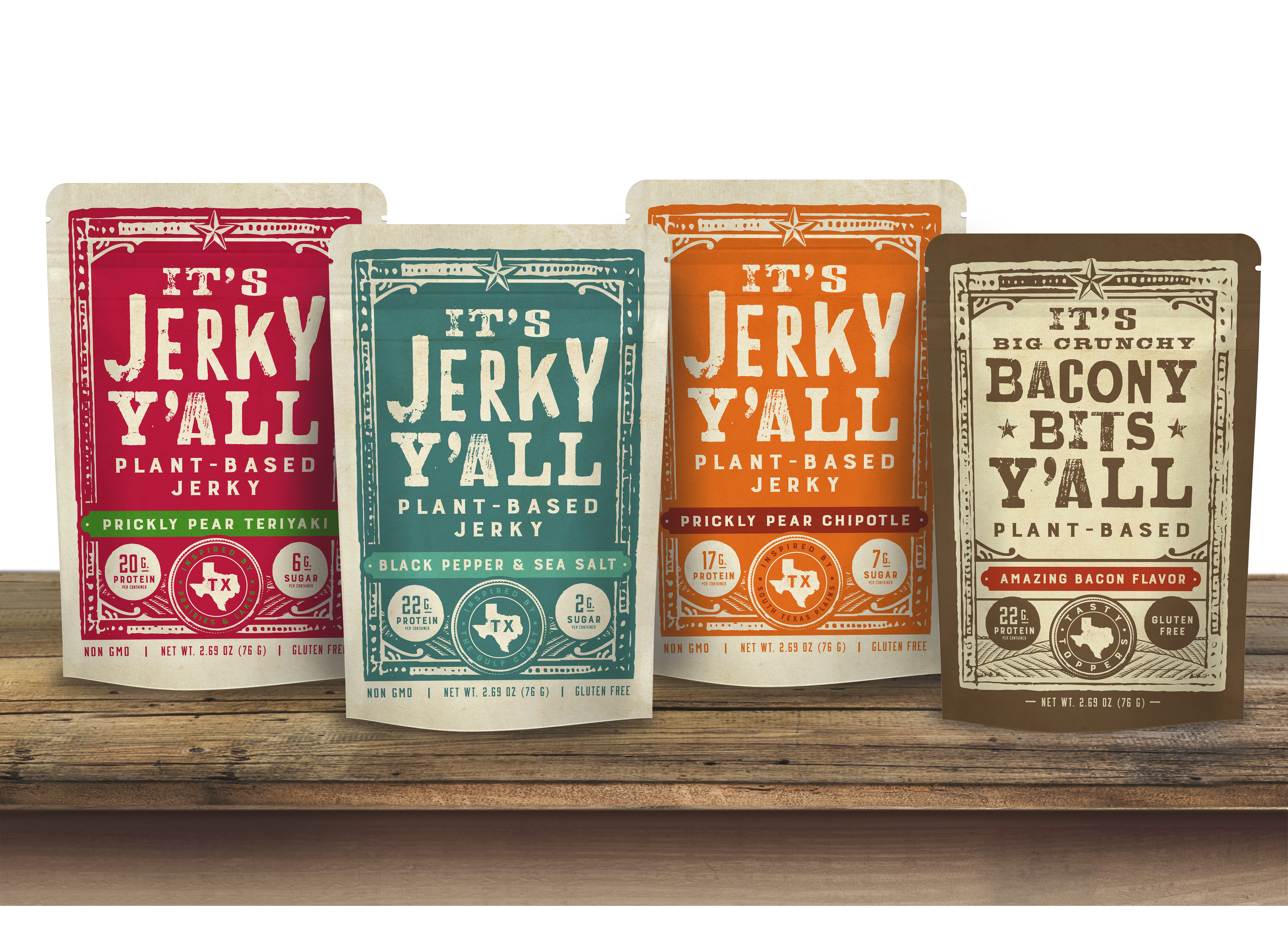 its jerky y'all food products
